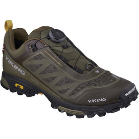 Viking Footwear Anacondalight Boa GTX - Calzado - Oliva